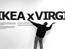 IKEA and Virgil Abloh in collaboration