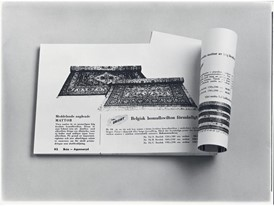 IKEA products in one of the first IKEA catalogues