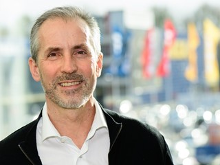 Torbjörn Lööf, CEO of Inter IKEA Group