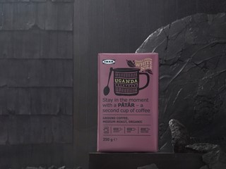 Hand-picked for social change - IKEA PÅTÅR special edition supports coffee farmers in Uganda