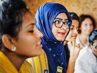 IKEA co-worker in India