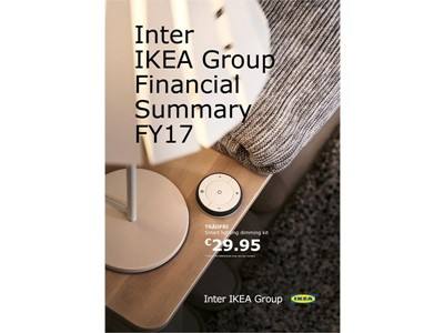 Inter IKEA Group Financial Summary FY17