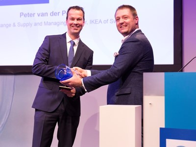 IKEA wins circular economy award at World Economic Forum