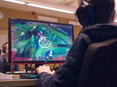 IKEA in collaboration with UNYQ and Area Academy to improve gaming and life around it
