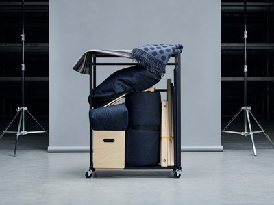 RÅVAROR collection – designed for urban small spaces and the mobile lifestyle