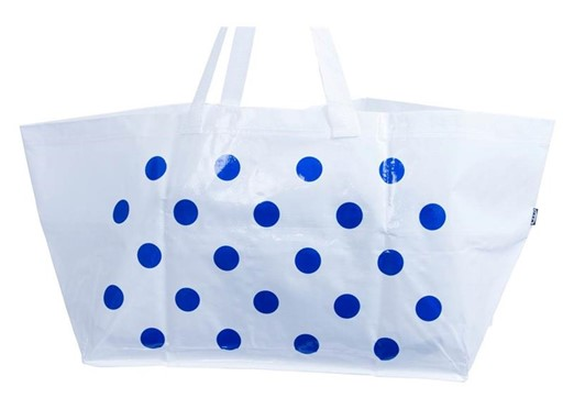 IKEA x colette FRAKTA bag