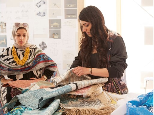 Mariam Hazem and Hend Riad from Reform Studio