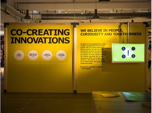 Co-creating Innovations