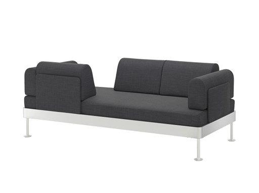 The DELAKTIG 3 seat sofa