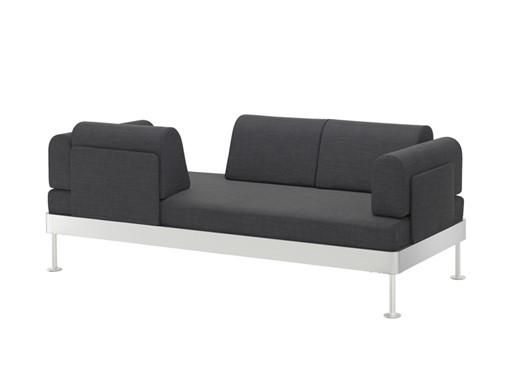 IKEA DELAKTIG 3 seat sofa