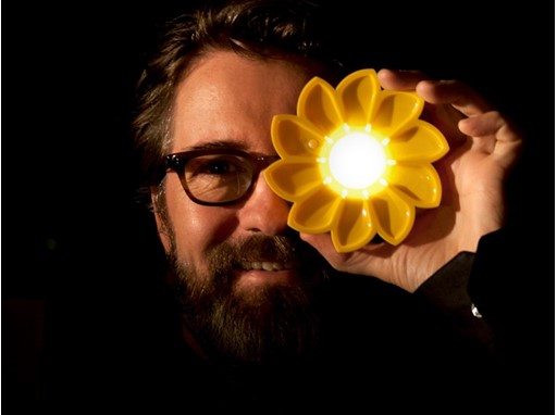Olafur Eliasson,Co-fouder of Little Sun