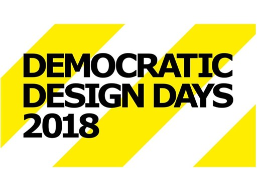 Democratic Design Days 2018