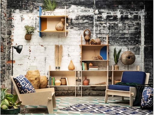 IKEA ÖVERALLT collection