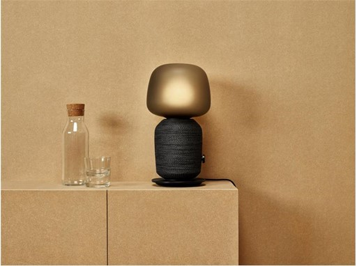 SYMFONISK WiFi table lamp speaker