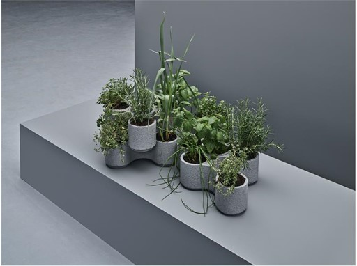 Prototypes from IKEA and Tom Dixon collaboration on urban farming