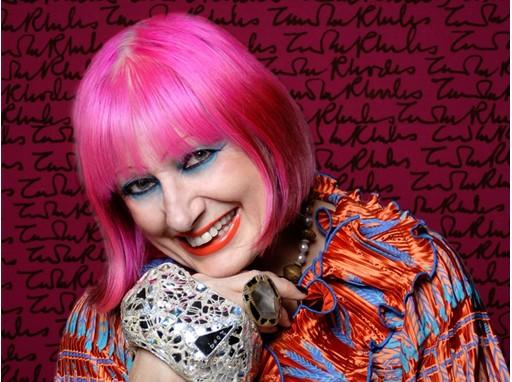 Image of Zandra Rhodes