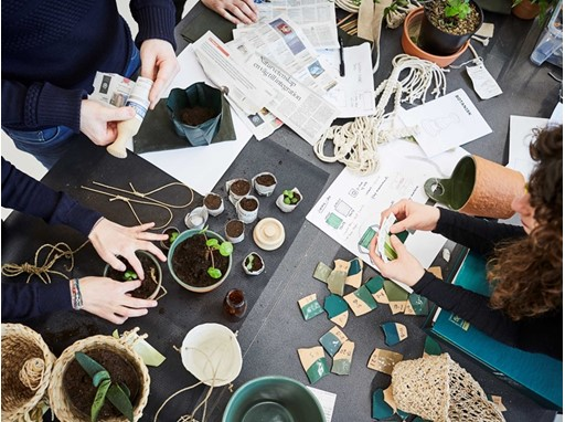 IKEA BOTANISK collection in collaboration with social entrepreneurs