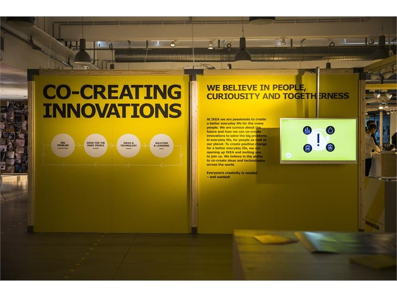 Inter IKEA Group | Newsroom : IKEA opens up to <b>co</b>-<b>create</b> the future ...