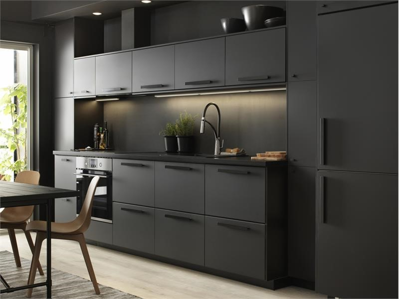 Inter IKEA Group | Newsroom : IKEA KUNGSBACKA Kitchen Front Made From  Recycled PET Bottles.