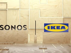 Announcement film IKEA and Sonos collaboration