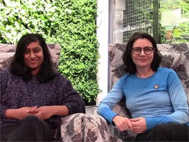 Meet Priya Motupalli, Sust. Sourcing Specialist and Jacqueline Macalister, Health & Sustainability Manager at IKEA Food