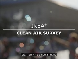 IKEA Clean Air