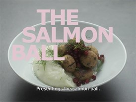 video - say hello to the IKEA salmon balls