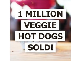 1 million veggie hot dogs sold - short clip