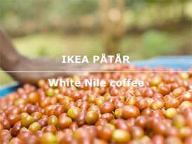 Video: IKEA PÅTÅR White Nile Coffee