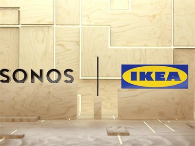IKEA and Sonos collaborate to create future home sound experiences