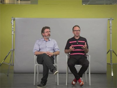 Video interviews from Democratic Design Days 2019