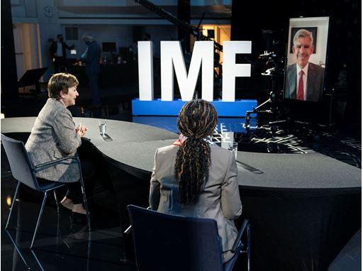 IMF / Averting a COVID-19 Debt Trap - Seminar