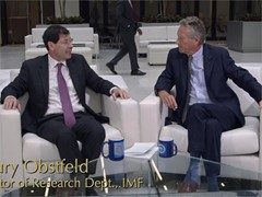 Macroeconomics after the Great Recession, IMF's Annual Research Conference
