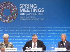 IMFC Calls for Stronger Cooperation on Comprehensive Policy Mix to Promote Inclusive Growth