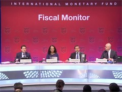 IMF: Growth to Cut Record Debt, but More Work Ahead