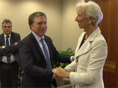 IMF Argentina Meeting
