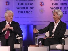 "IMF ""Delicate Moment"" for Global Economy"