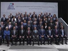 IMF G20 PHOTO OP