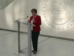 Kristalina Georgieva selected as new IMF Managing Director
