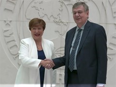 IMF Georgieva First Day