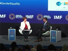 IMF MD GENDER EQUALITY