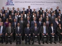 IMF G20 Family Photo