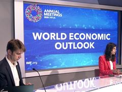 IMF WEO Global Growth Forecast