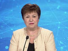 IMF Georgieva Global Growth