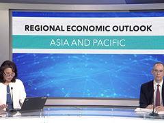 IMF Asia Economic Outlook