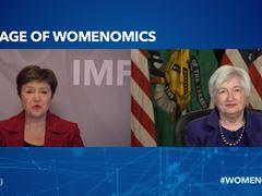 IMF Womenomics Yellen Covid