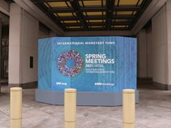 IMF Spring Meetings B-Roll
