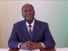IMF / African Department's 60th anniversary/ Conversation with the President of Côte d'Ivoire