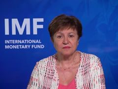 IMF / Georgieva and Lagarde on Gender, Money, and Finance