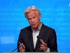 IMF China / Haiti / SDRs / Lebanon